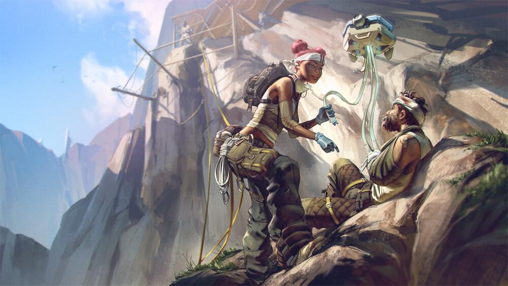 Apex Legends - einer der beliebtesten Multiplayer-Shooter