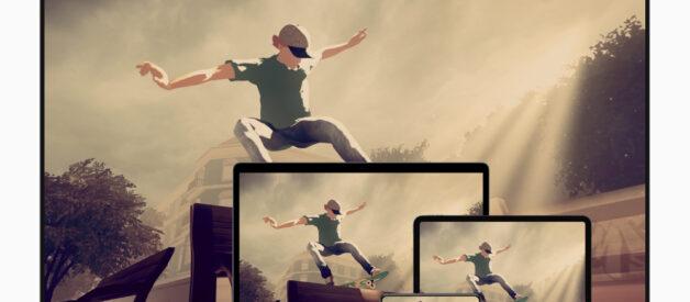 Apple Arcade - Apple-Geräte - Abo für Games