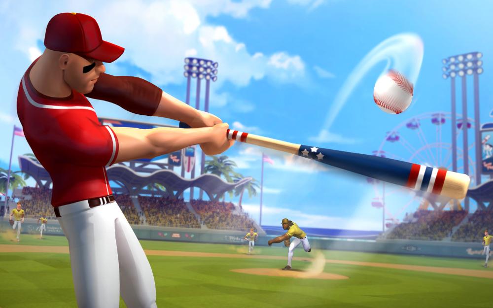 Apple Arcade - Ballistic Baseball