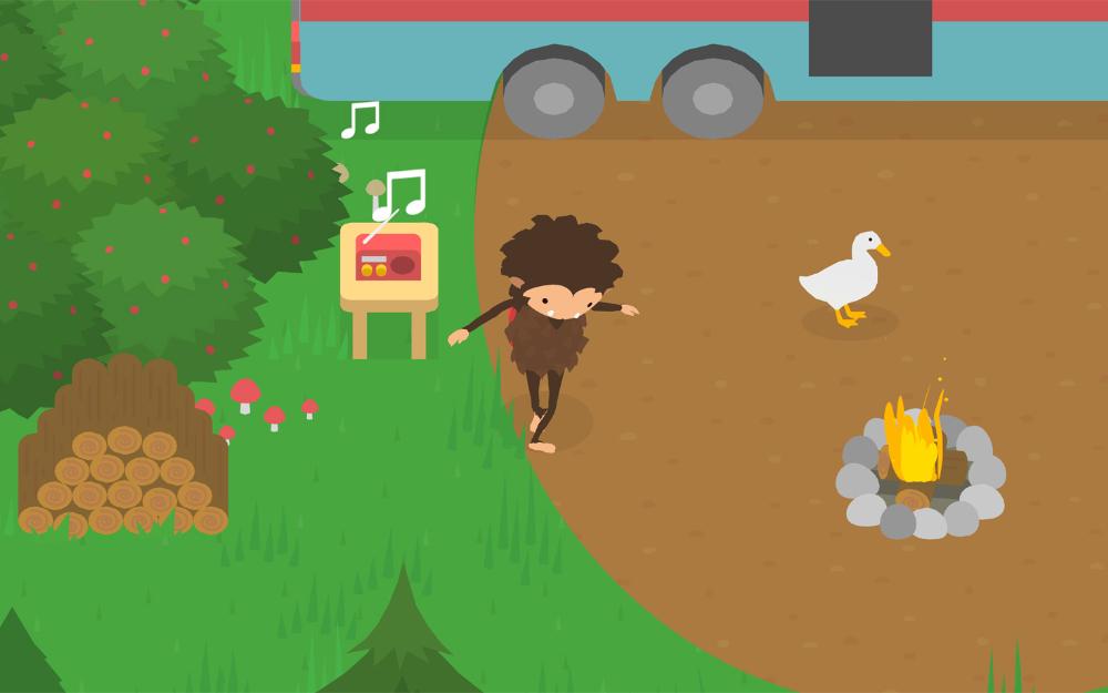 Apple Arcade - Sneaky Sasquatch