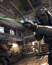 Call of Duty gehört natürlich in die LIste der beliebtesten eSports-Games
