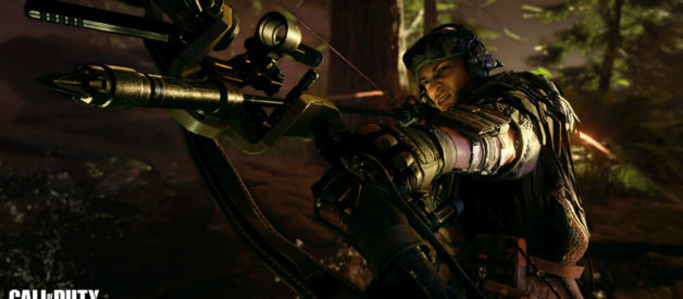 Call of Duty 4: Battle Royale im Split-Screen-Modus