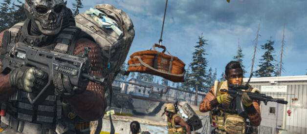 CoD Warzone - Call of Duty - eSport - Gaming