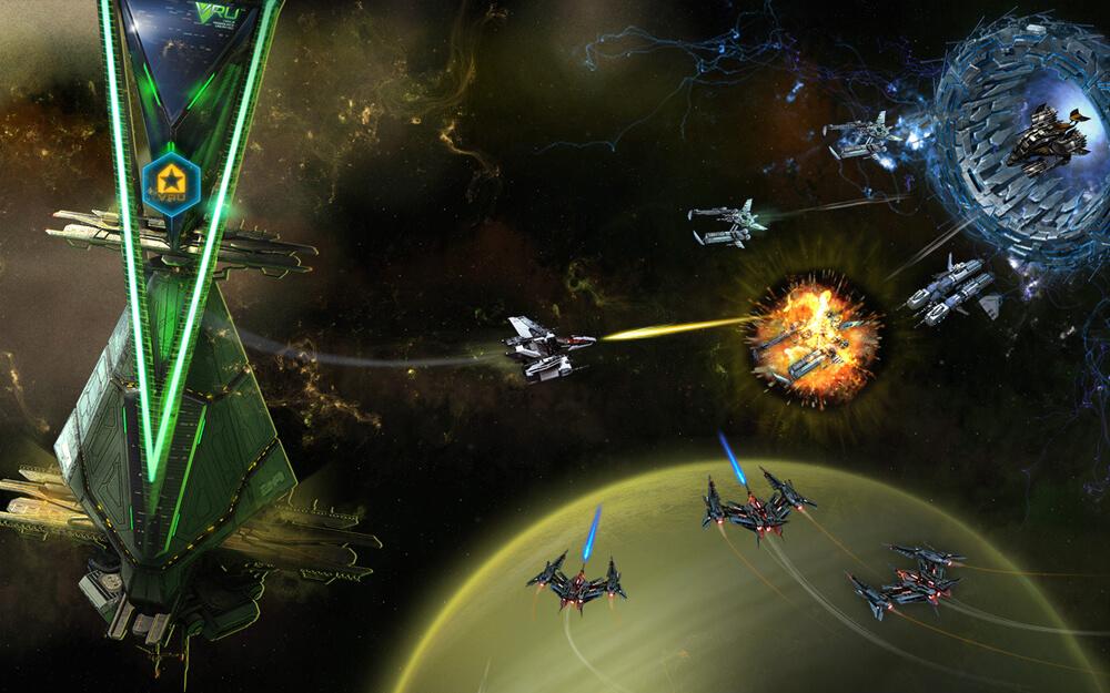 DarkOrbit - Browser-Games gegen Langeweile