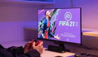 FIFA 21 spielen - Fußball im eSport