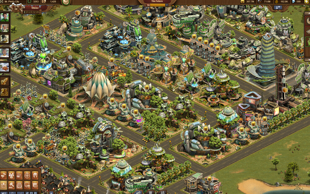 Forge of Empires - Browser-Games gegen Langeweile