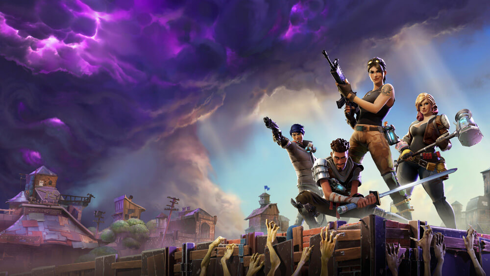 Fortnite - Epic Games