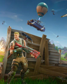 Fornite Season 3 Patch-Update 13.20