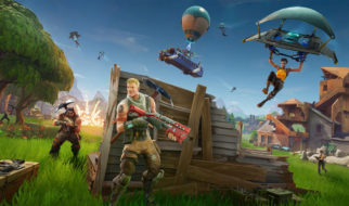 Fornite Season 3 Patch-Update 13.20 Epic Games