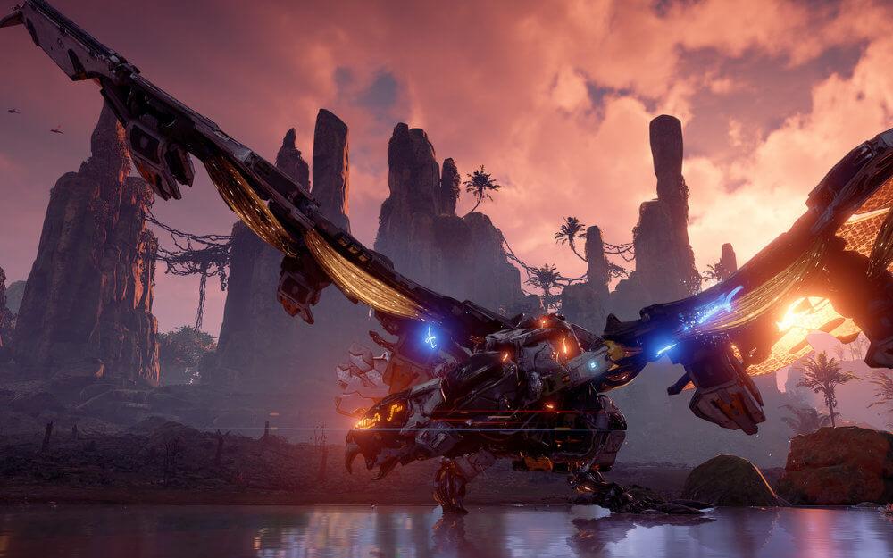 Horizon Zero Dawn - Action-RPG - PlayStation
