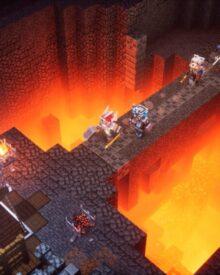 Minecraft Dungeons Release