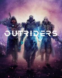Outriders - Teaser - Key Art