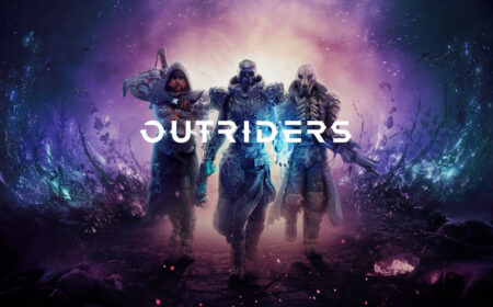 Outriders - Teaser - Key Art