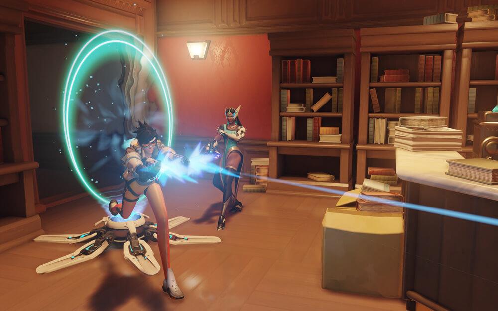 Overwatch gehört zu den beliebtesten eSports-Games