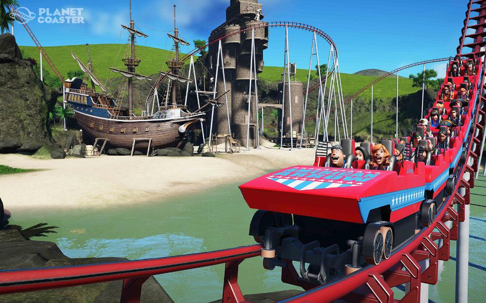 Planet Coaster - Diese Aufbauspiele solltest du kennen