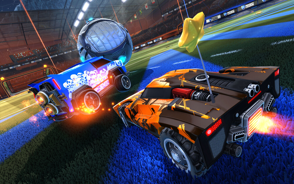 Rocket League wird Free2Play und Cross-Platform