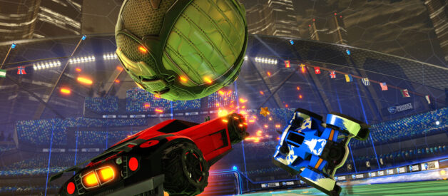 Rocket League wird Free2Play