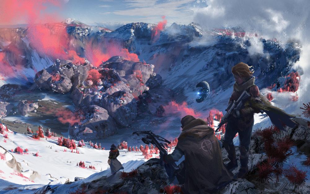 Scavengers - Concept Art - Teaser - Multiplayer