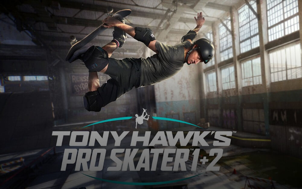 Feiertagsangebote für Gamer: Tony Hawk's Pro Skater 1+2 Remastered erscheint