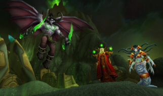 World of Warcraft Classic Burning Crusade
