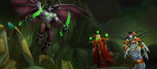 World of Warcraft Classic Burning Crusade