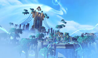 World of Warcraft Shadowlands Release