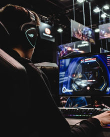 ESL: Arena of Valor Turnier in Jakarta